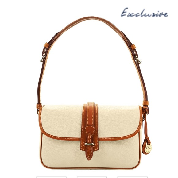 b31d174086d9 Dooney   Bourke Handbags - Vintage Dooney   Bourke Equestrian Crossbody  Purse